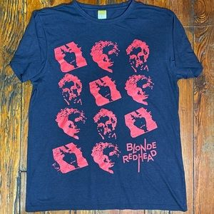 Rare Blonde Redhead Band Graphic T-Shirt